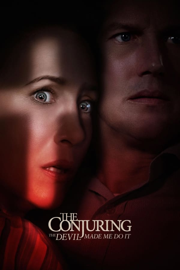 Conjuring 3 : The Devil Made Me Do It (2021)