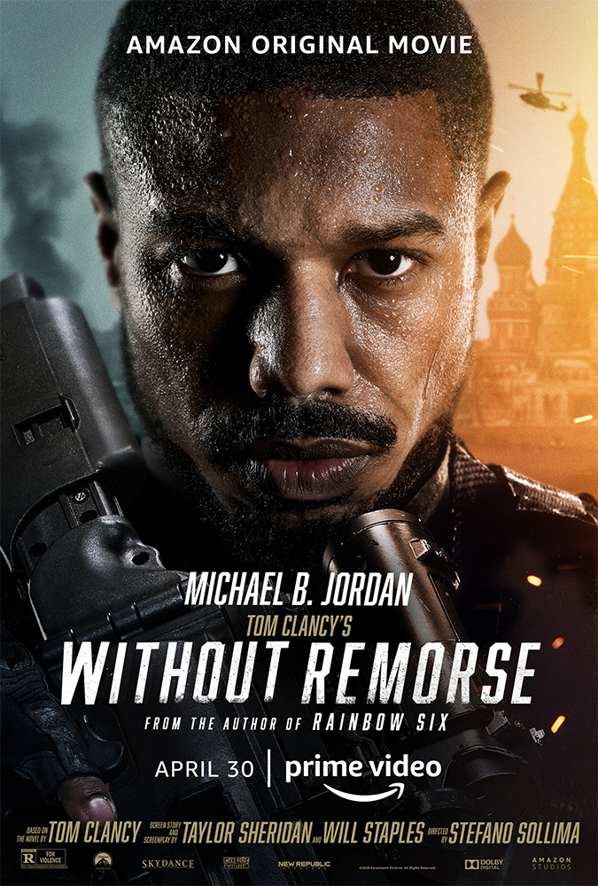 Tom Clancy's : Without Remorse (2021)