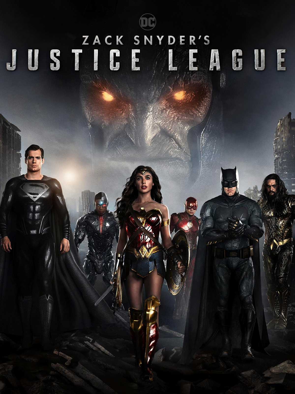 Zack Snyder's 'Justice League (2021)